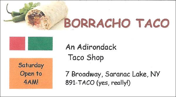 Borracho Taco