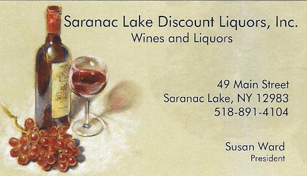 Saranac Lake Discount Liqour