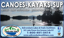Adirondack Lakes and Trails