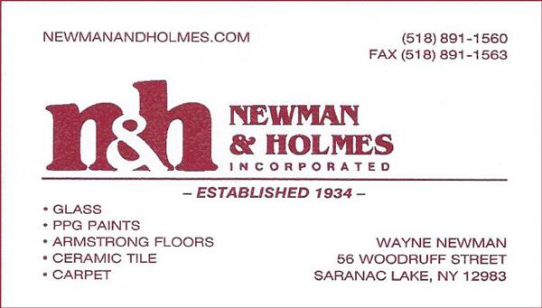 Newman Holmes