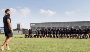 Haka Rugby Camp