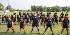 Haka Kids Training