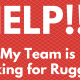 Looking for Ruggers